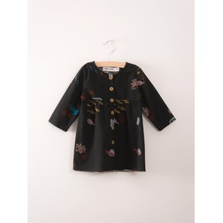 Deep Sea Baby Princess Dress