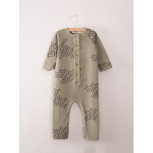 Flocks AO Fleece Jumpsuit