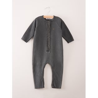Fish Fleece Jumpsuit
