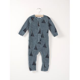 Alma S.B AO Fleece Jumpsuit
