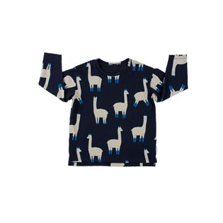llamas Is Relaxed Tee