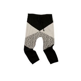 Geometric Knit Pants