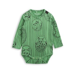 Fox Family LS Body - Green