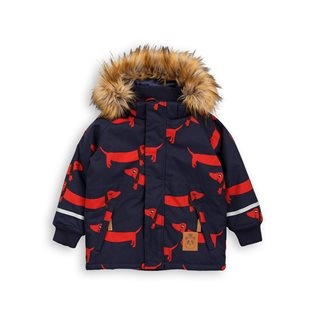 K2 Dog Parka - Navy