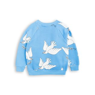 Peace Sweatshirt - Blue