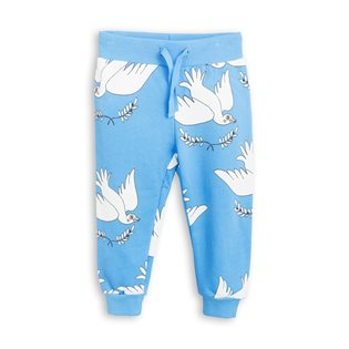 Peace Sweatpants - Blue