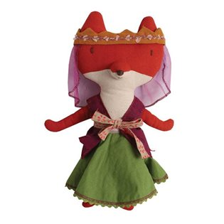 Lady The Fox - Maileg Soft Toy