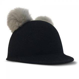 Billy Loves Audrey Wool Hat - Black