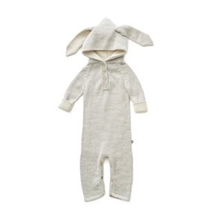 Hooded Jumper - Rabbit