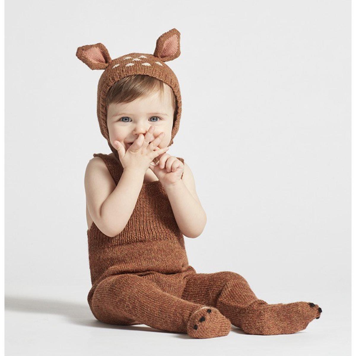 Oeuf NYC. Animal Hat - Bambi 4bf4153c5601