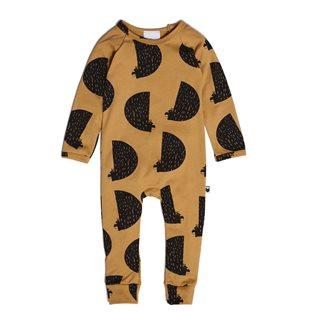 Skipper The Squirrel Long Romper
