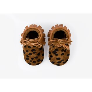 Amy & Ivor Moccasin - Cheetah