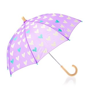 Hatley Umbrella - Heart Polka Dot