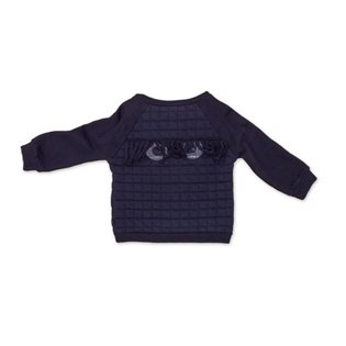 Noe & Zoe Baby Sweater - Midnight Blue