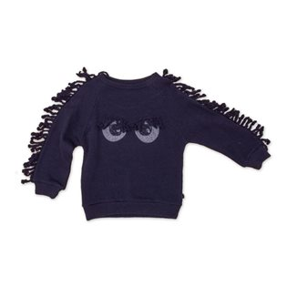 Noe & Zoe College Sweater - Midnight Blue