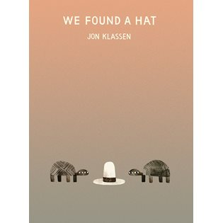 We Found A Hat - Book