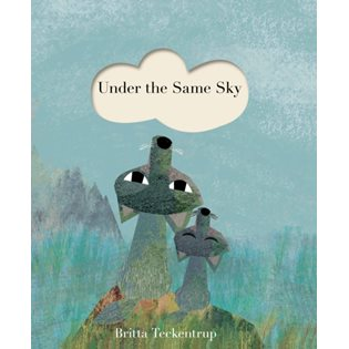Under The Same Sky - Book