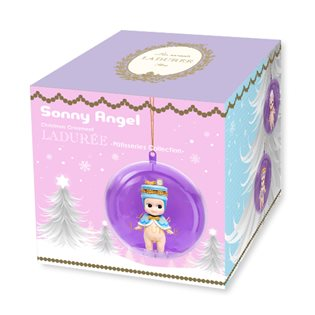 Sonny Angel Christmas Baubles Ladurée - Limited Edition