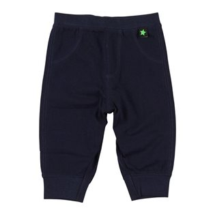 Molo Scott Baby Trousers - Indigo Navy
