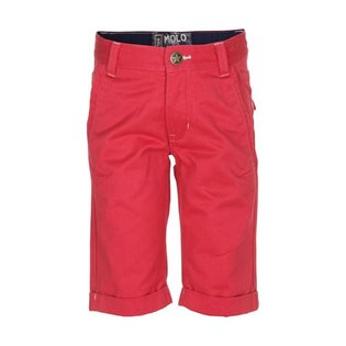 Molo Alfredo Chino Shorts - Red