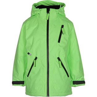 Alpine Ski Jacket - Space Neon