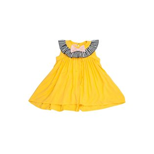 Pretty Pretty Dress - Yellow