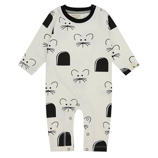 Mouse House Playsuit