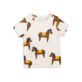 Horse SS Tee - Yellow