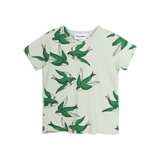 Swallows SS Tee - Green