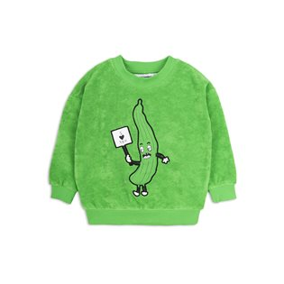 Cucumber SP Terry Sweatshirt - Green