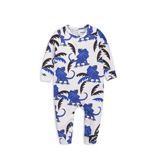 Draco Jumpsuit - Blue