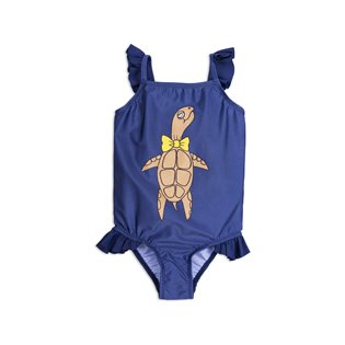 Turtle Wing Swimsuit - Navy