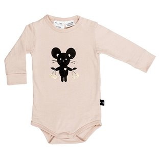 Mouse Long Sleeve Onesie