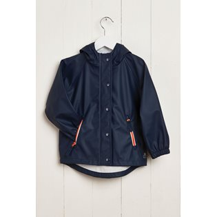 G&A Boys Rainster Jacket - Navy