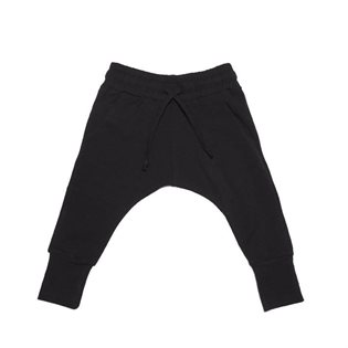 Black Slim-Fit Jogger