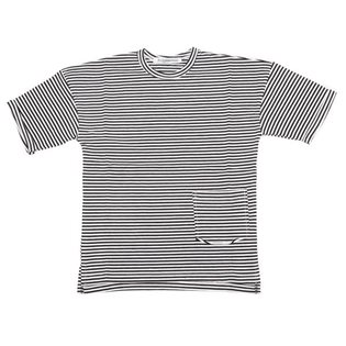 Monochrome Stripes T-Shirt