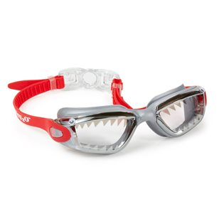 Jawsome Swimming Goggles - Shark Grey