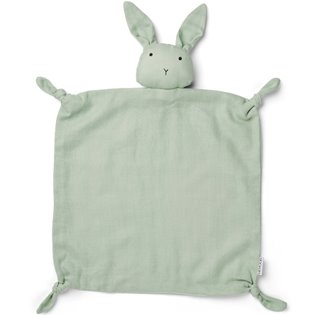 Agnete Cuddle Cloth - Rabbit Dusty Mint