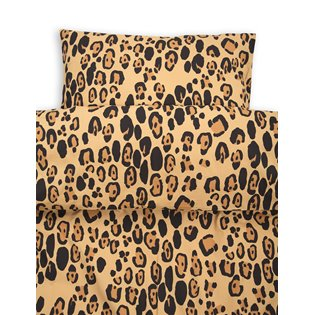 Leopard Bed Set - Single