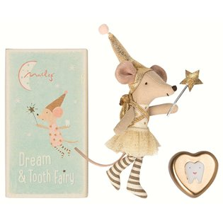 Tooth Fairy - Big Sister With Heart Box