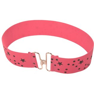 Nellastic Belt -  Party Pink
