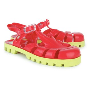 Watermelon Jelly Shoes