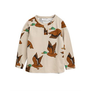 Ducks AOP Grandpa LS Top