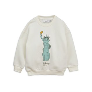 Liberty SP Sweatshirt - White
