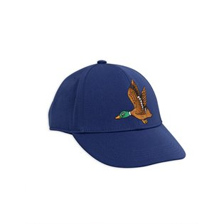 Wild Duck Embroidered Cap