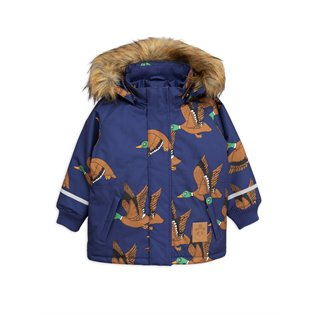 K2 Ducks Parka - Navy