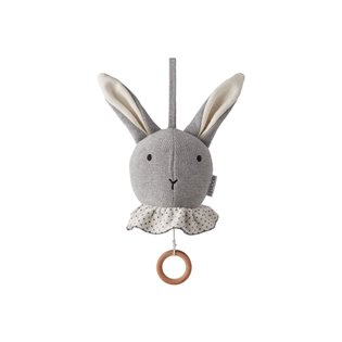 Angela Music Mobile - Rabbit Grey Melange