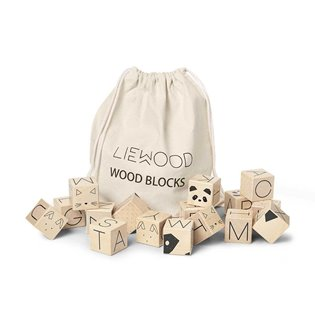 Wooden Blocks - Natural