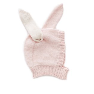Animal Hat - Pink Bunny