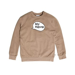 Hey Presto Loopback Sweatshirt